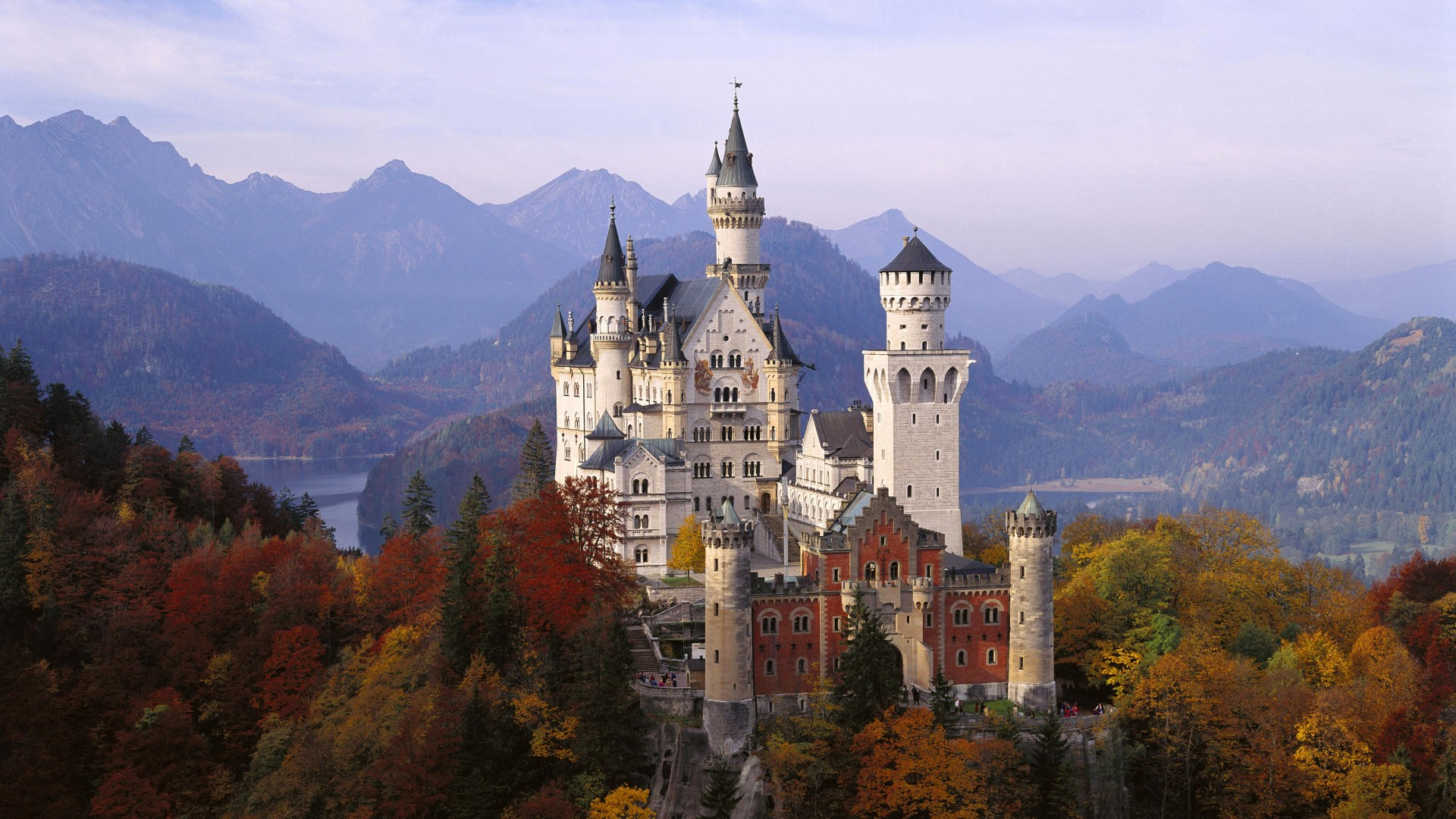 Germany, the Land of Festivals and Fairy Tales