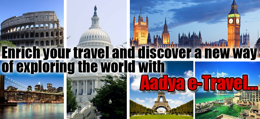 Aadya E Travel.